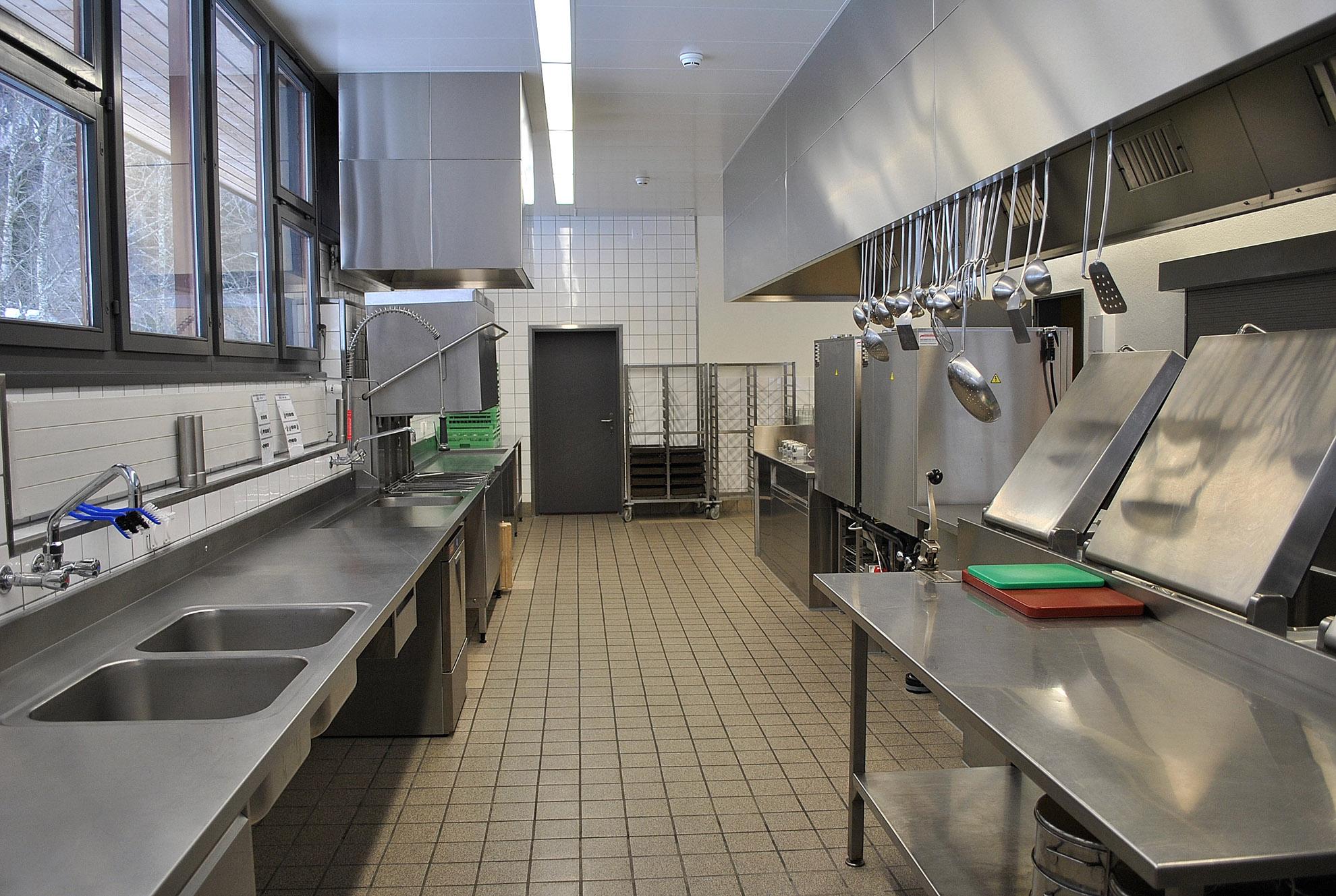 Küchen Sportcamp Melchtal
