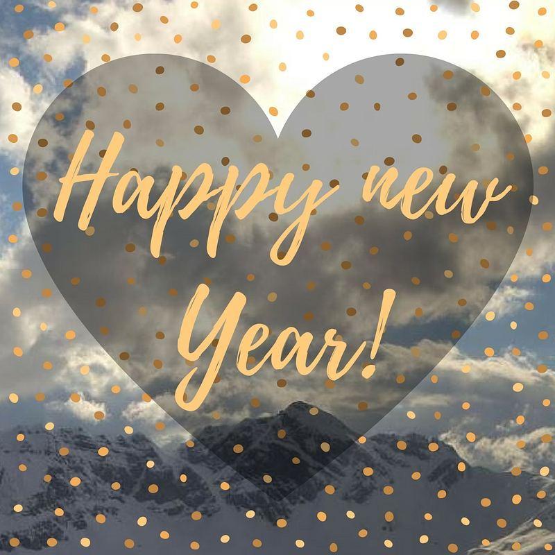 Wir wünschen euch ein wunderbares neues Jahr, liebe Sportcamp ...